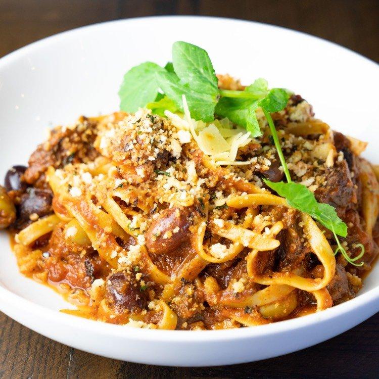 Wednesday night pasta $12